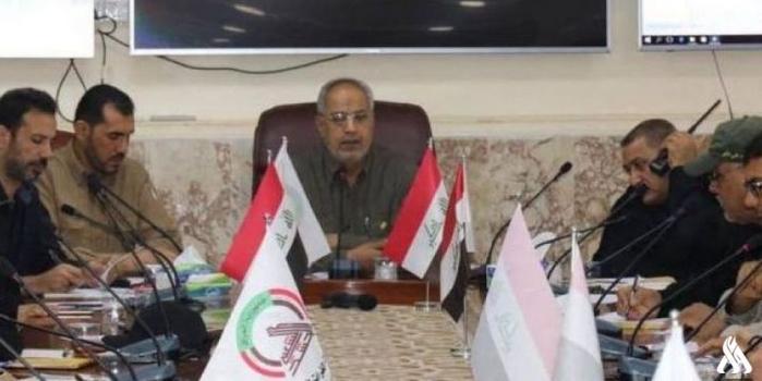 伊拉克挫败一起针对巴格达的恐袭预谋