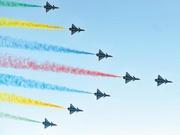 铁血战旗写荣光——庆祝中华人民共和国成立70周年阅兵掠影
