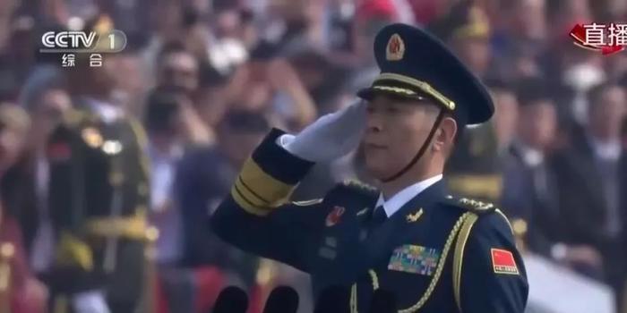 阅兵总指挥乙晓光: 战区司令员 曾是特级飞行员