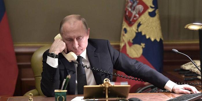 普京向叙方通报俄土会谈成果 叙总统表示感谢