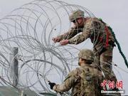 川普指责墨西哥未阻止非法移民 或关闭美墨边境