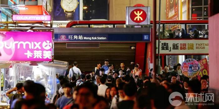 香港暴力活动持续3个多月 留学生赴港意愿降低