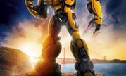 《大黄蜂》IMAX海报公开 大黄蜂右拳紧握,随时开战
