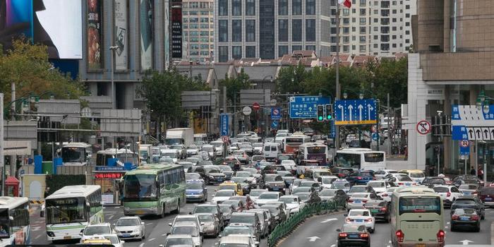 """中国""""堵城""""排行榜:重庆济南北京位居前三"""