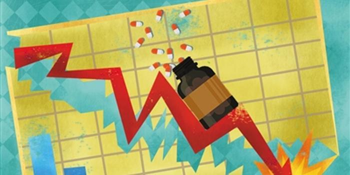 康美药业闪崩 高质押风险增大