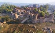 《骑马与砍杀2:领主》战役地图改进多:图标就能显示城市实景