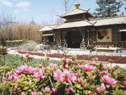 北京世园会江西园:匡庐秘境 美丽家园