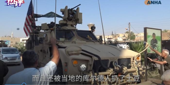 央视:美管控着石油 叙利亚就将继续处于缺油状态