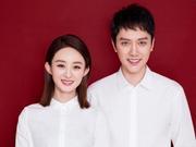 赵丽颖冯绍峰过往情史皆精彩,她爱过陈晓,他拍一部戏传一次绯闻