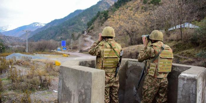 福彩双色球走势_印巴军队连续两天在克什米尔地区交火 巴军3死1伤