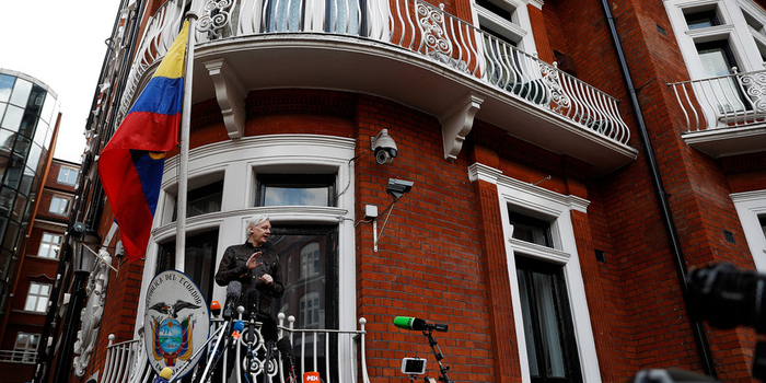 西班牙安保公司被控监视阿桑奇 给美情报机构送信
