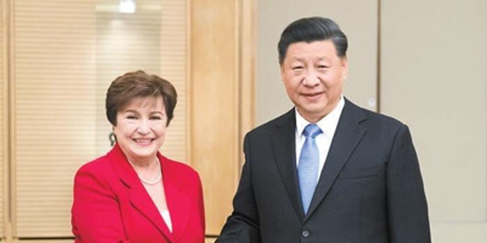 习近平会见IMF总裁:望提高发展中国家代表性和发言权