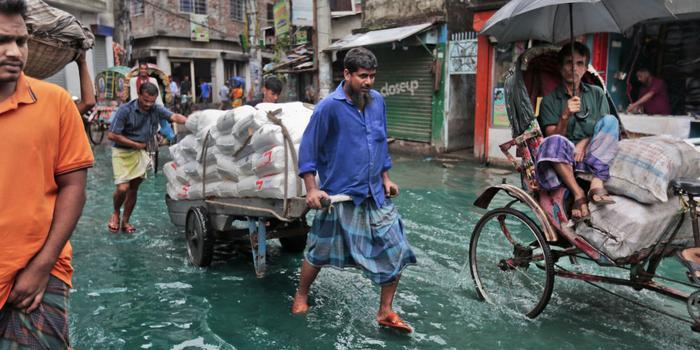 200万人大撤离 气旋风暴登陆孟加拉