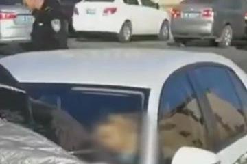 男子在车里身亡!原因竟然是车外面的…