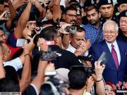 马前总理纳吉布当庭否认控罪 马媒:罪成或判20年