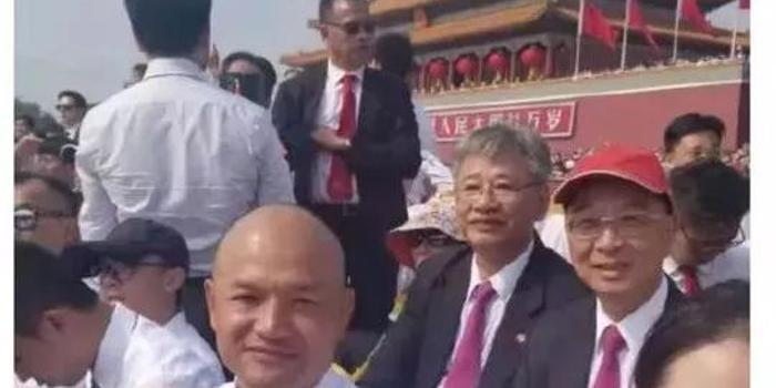 台湾民众关注国庆阅兵:祝愿国家富强两岸早日统一
