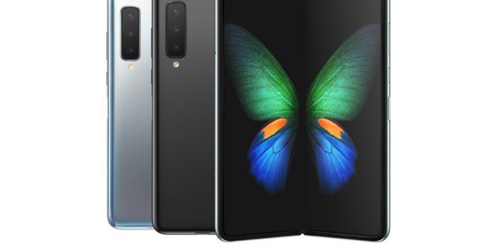 三星折叠屏手机宣布明起韩国上市 5G版售价14271元
