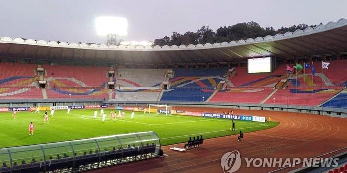 韓國男足時隔29年再度訪朝 客場0比0戰平朝鮮