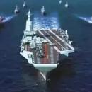 官方照片曝光國產彈射型航母 配備三套彈射器(圖)