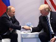 俄美领导人将在第三国举行会晤 或商改善双边关系
