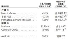 赣锋锂业:锂业豪门加盟港股 一场价值投资者的狂欢