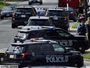 美马里兰州一报社发生枪击5人死亡 嫌疑人被拘押