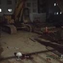 1吨铁板突然弹起 台北工地挖掘机操作不慎致1死