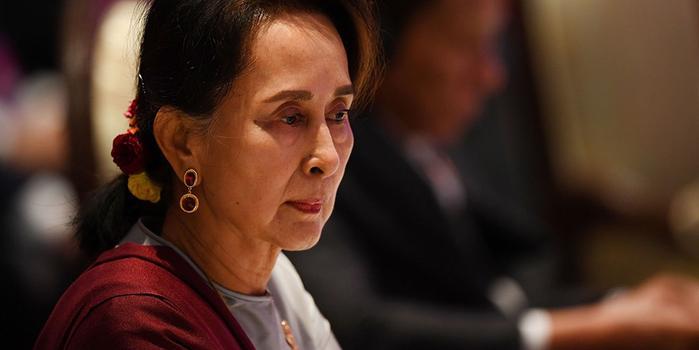 否认对罗兴亚人种族清洗 昂山素季将上诉至海牙法庭