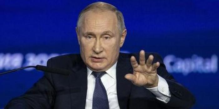 普京:有了乌克兰 终于没人再说我们干涉美国大选了