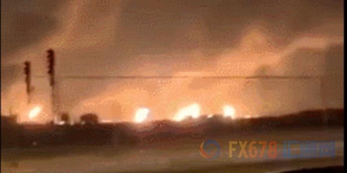 沙特阿美遇袭 石油产量50%受损 周一油价将暴涨?