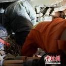 四川叙永山体滑坡被困2岁女童被找到 已无生命体征