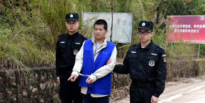 司機遭持刀搶劫身中10余刀 3嫌犯逃亡12年落網