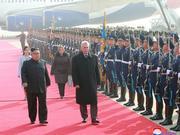 美媒:朝鲜悄悄向莫斯科靠拢 对美言辞趋于强硬