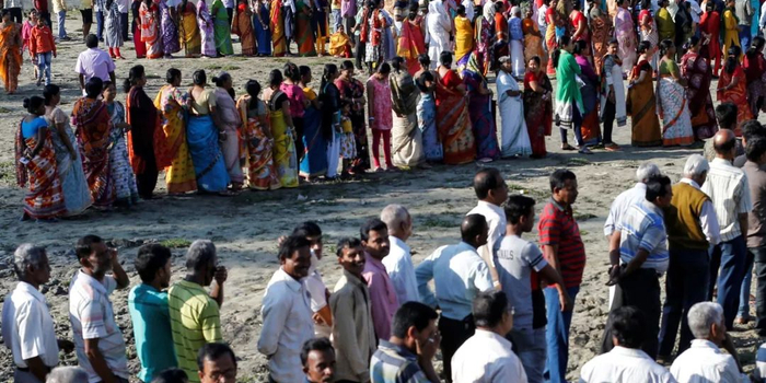 看懂印度9亿人参加的大选 你需要了解这10件事
