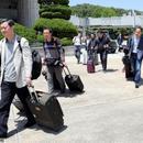 朝鲜即将废弃核试验场 记者:只能在眺望台拍摄