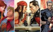 超人和神奇女侠有一腿!这些超级英雄的爱情让人惊讶