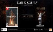 Switch《黑暗之魂:重制版》发售日公布:2018年10月18日