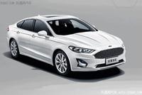 新款福特蒙迪欧上市 外观细节调整/售19.28万起