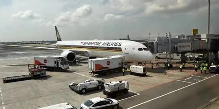 多宝娱乐_又是波音 新航:因引擎出问题停飞2架787-10客机