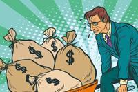 国有六大银行业绩比拼:谁最能赚钱?谁最会控风险?