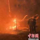 臺南鹽水蜂炮元宵夜掀高潮 PM2.5一度超標86倍