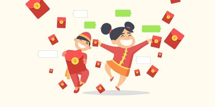 微信除夕数据:90后成红包主力军 北京重庆领跑全国