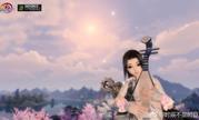 《剑网3》重制版Freestyle游戏滤镜活动优秀作品赏析
