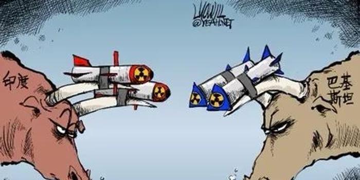 印巴冲突_印巴边境冲突持续升级,美国在旁\