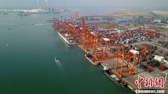 2017年中国出口同比增长10.8% 贸易顺差2.87万亿元