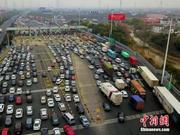 公安部:春节假期前三天全国道路交通形势平稳