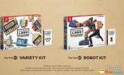 日本纸盒匠人推出Labo纸盒蝗虫 完美搭载Switch手柄
