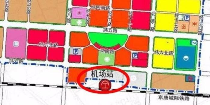 京唐高铁在唐山机场设站,选址唐山市高新区
