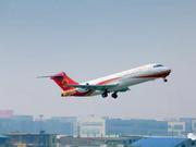 """国产客机ARJ21允许""""空中开手机"""" C919也可以"""