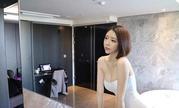 韩国女主播米娜福利美照 身材前凸后翘,请文明观球